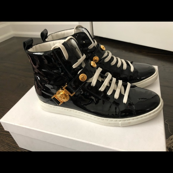real versace shoes
